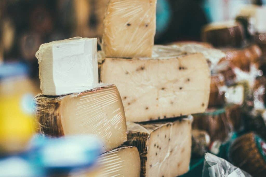 Different types of aged cheese. The Best Restaurants in Las Palmas. Experience the best food in Las Palmas de Gran Canaria. Article by https://www.kissmybackpack.com